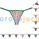 Men Underwear Sexy Colorful G-String Stretchy Bikini Multicolor Tangas Jockstrap More choices Thong